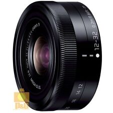 NEW PANASONIC G VARIO 12-32mm F/3.5-5.6 BLACK LENS Without box 4 GM1 GF7 G7 GX8