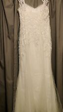 Debenhams Ivory Wedding dress size 14