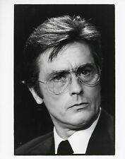 ALAIN DELON   1981 VINTAGE PHOTO ORIGINAL