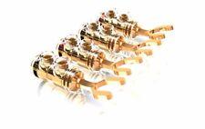 2Paar (4Stk)  Viablue TS Kabelschuhe Spades 8mm