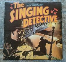 The Singing Detective by Dennis Potter BBC Vinyl LP