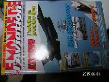 ¤¤ Le Monde de l'Aviation n°12 Kosovo USS Eisenhower Roland de la Poype