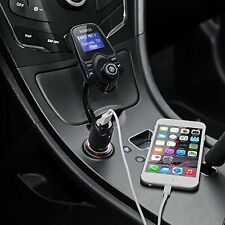 Bluetooth FM Transmitter AVANTEK Car Universal Wireless Radio Adapter Hands-free