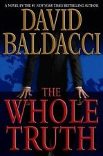 -The Whole Truth by David Baldacci (2008, Hardcover)