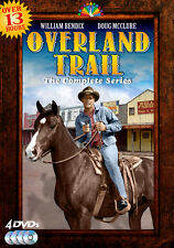Overland Trail: The Complete Series [4 Discs] DVD Region 1
