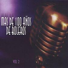 Mas De 100 Anos De Boleros 2, Various Artists, Acceptable
