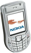 Nokia 6630 - Silver (Unlocked) Smartphone 3G JAVA Free Shipping