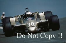 JOCHEN MASS FRECCE a2 FRENCH GRAND PRIX 1979 fotografia 1