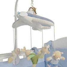 5Pcs Set  DIY Cute Baby Crib Mobile Bed Bell Toy Holder Arm Bracket Nursery New