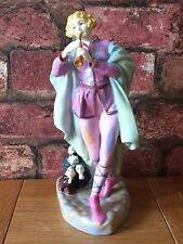 Raro 1925 Royal Doulton HN756 estatuilla el moderno Piper by Leslie Harradine