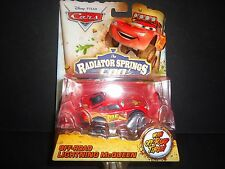 Hot Wheels Disney Cars Off Road Lightning McQueen