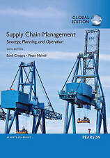 Supply Chain Management: Strategy, Planning, and Operation by Peter Meindl,...