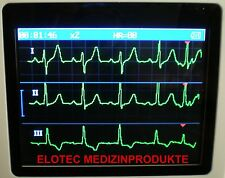 NEU MOBILES HAND ECG EKG GERÄT NOTFALL 24 STUNDEN PATIENTEN MONITOR HERZFREQUENZ