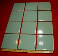 Vintage… NOS…Spruce Green…4-3/8 inch wide…repair your bathroom tile…Mosaic Co.