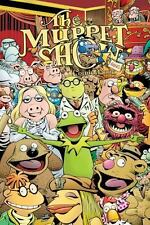 The Muppet Show Comic Book: Meet The Muppets (Muppet Graphic Novels-ExLibrary