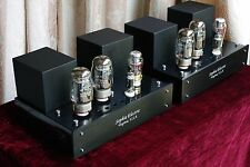 235V Sophia Electric KT88 mono-block tube amplifier, Sonic Beauty, 50 watts X2