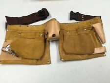 Suede Leather Tool 4 Pouch/Belt New pouch for tools