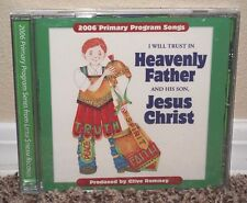 I Will Trust Heavenly Father and HIs Son Jesus Christ CD LDS MORMON By Romney