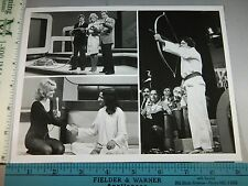 Rare Original VTG John Davidson That's Incredible 3 Pic Composite TV Photo Still