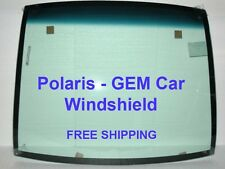 GEM CAR Parts - Windshield - FREE SHIPPING Never Installed - Fits all Models