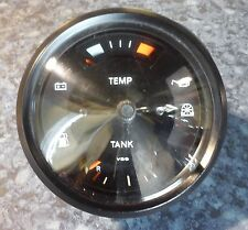 Porsche 924 fuel/temperature/oil / medidor de batería-Early Modelo - 67127067