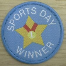 Sports day winner badge/patch