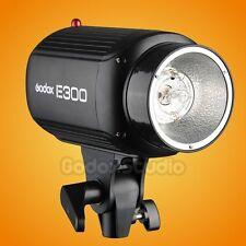 Godox E-300 E300 300W Mini Studio Photo Flash Strobe Light Lamp Head 200V~240V