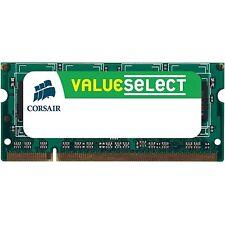 Corsair ValueSelect 8GB 2X4GB Dual Channel DDR 3 1333MHz PC3-8500 SO-DIMM Laptop