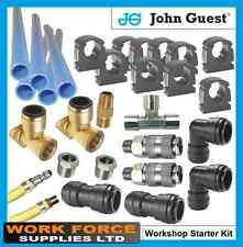 Air Line system JG-Workshop  Starter Kit-Air Line Fittings- Full Starter Kit