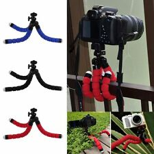 Portable Mini Flexible Tripod Octopus Stand Gorilla Pod For Gopro Camera/SLR/DV