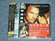 STING of POLICE Japan '05 FACTORY SEALED CD+Obi MY FUNNY VALENTINE AT THE MOVIES