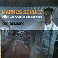 "Markus Schulz ""Progression Progressed"" (The Remixes) * ARMA164 / 2xCD"