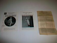 Lot Vintage KODAK Snapshot Magazine & How To Use Velox paper ephemera