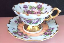 VINTAGE LEFTON CHINA CUP AND SAUCER