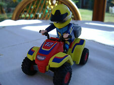 Playmobil Quad Bike with Rider (4425)