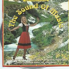 CD album - THE SOUND OF MUSIC - de BELGISCH / NEDERLANDSE uitvoering