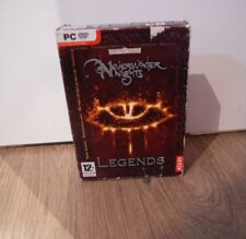 NEVERWINTER NIGHTS LEGENDS BOXSET PC=NEVER WINTER=FORGOTTEN REALMS=ATARI=DVD ROM