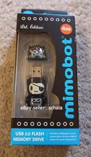 Pirate Nero Tokidoki Mimobot limited edition USB flash drive 4GB Mimoco