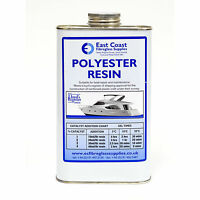 Lloyd's Approved Polyester Resin - 1 KG + Catalyst