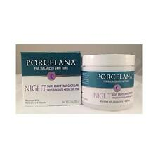 Porcelana Night Skin Lightening Cream Facial Night Treatment, 3 Ounce - 1 EA