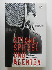 Spione Spitzel und Agenten Reinhold Knoll Martin Haidinger +