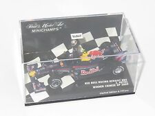 1/43 Red Bull Racing Renault RB5  Chinese GP 2009 Winner  S.Vettel