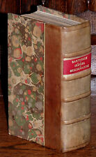 MEDIZIN ALCHEMIE CHIROMANTICA HANDLESEKUNST PHYSIGNOMIE BARTHOLIN 1616-1689