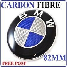 Badge Emblem Logo Boot Bonnet Carbon fibre For BMW E30 E36 E39 E46 E60 E38 X5