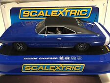Scalextric Dodge Charger R/T 1/32 Scale Analog DPR Slot Car #C3535