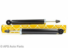 2x Audi A3 1.2 1.4 1.6 1.8 1.9 2.0 TDi Fsi 3.2 V6 Rear Axle Shock Absorber Gas
