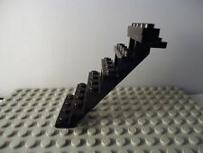 NEW LEGO BLACK STAIRS 7 x 4 x 6 PART No 30134