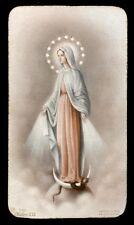 "santino-holy card""""ediz. AR FIDES n.222 MARIA IMMACOLATA"