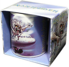 Iron Maiden: Flight 666 Ceramic Coffee / Tea Mug New & Official In Box