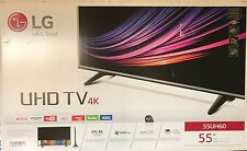 LG Electronics - 55UH6030 - 55-Inch 4K Ultra HD Smart LED TV (2016 Model)